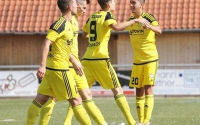 FC Hertha Wiesbach – FSV Salmrohr 2:1 (2:0)