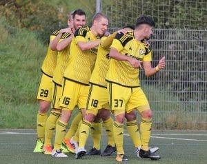 Toller 4:0 Sieg gegen Pfeddersheim!!!