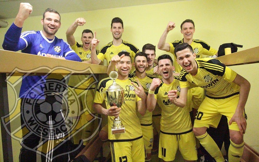 Die Hertha gewinnt bei Masters-Generalprobe in Eppelborn