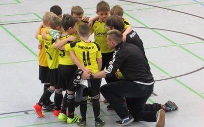 Faschingsturnier in Schiffweiler – Gutes Abschneiden unserer Jugendteams