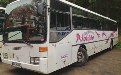 Kostenloser Busshuttle für Gästefans zum Derby