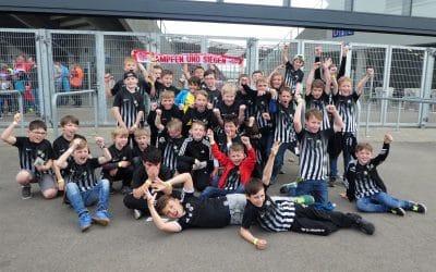 Fußballjugend beim Mainzer Endspurt