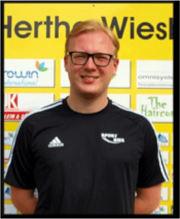 Lukas Adam neuer Jugendmanager
