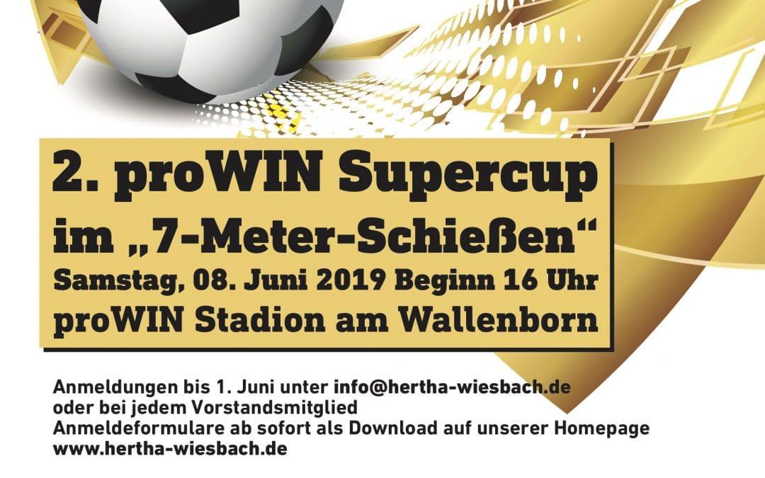Sportfest der AH Wiesbach am Pfingstwochenende