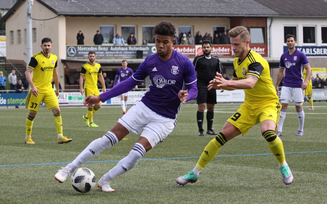 FC Wiesbach – FSV Jägersburg 1:0