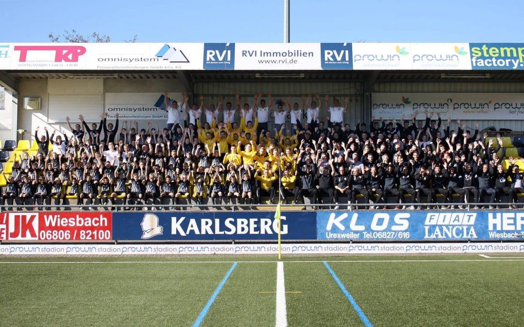 Kleinjugend SG SV Habach / FC Hertha Wiesbach gut aufgestellt in die neue Saison