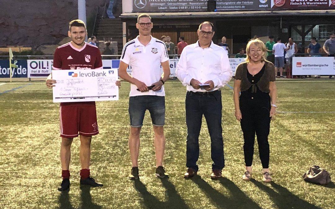 Eppelborn gewinnt Gemeindepokal 2019