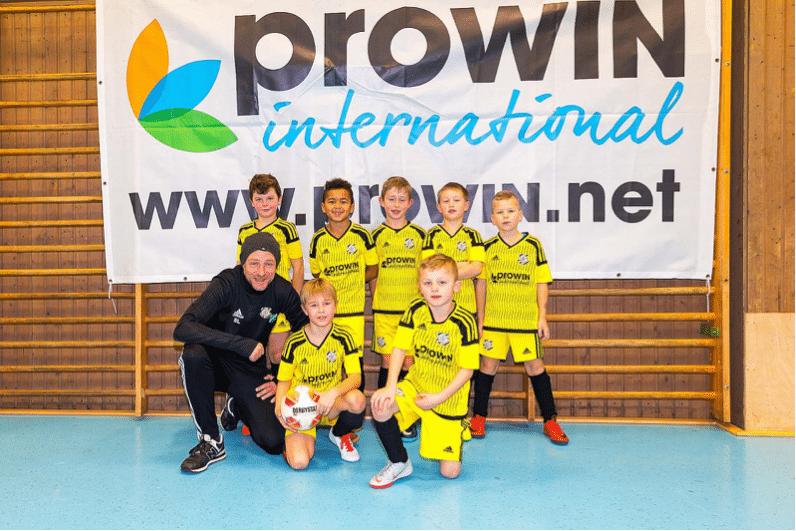 Rückblick Hallenrunde F-Jugend 2018/2019