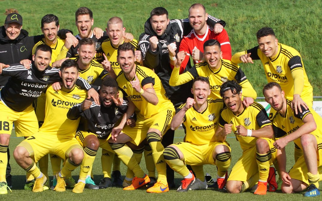 Erste Mannschaft mit Punktgewinn gegen Koblenz