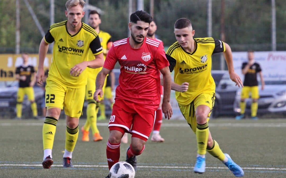FC Hertha Wiesbach : FC Kaiserslautern 2
