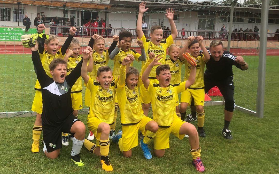 Ergebnisdienst Grundlagenbereich SG SV Habach/FC Hertha Wiesbach