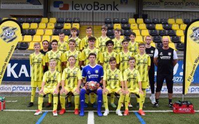 U15 im Saarlandpokal aktiv