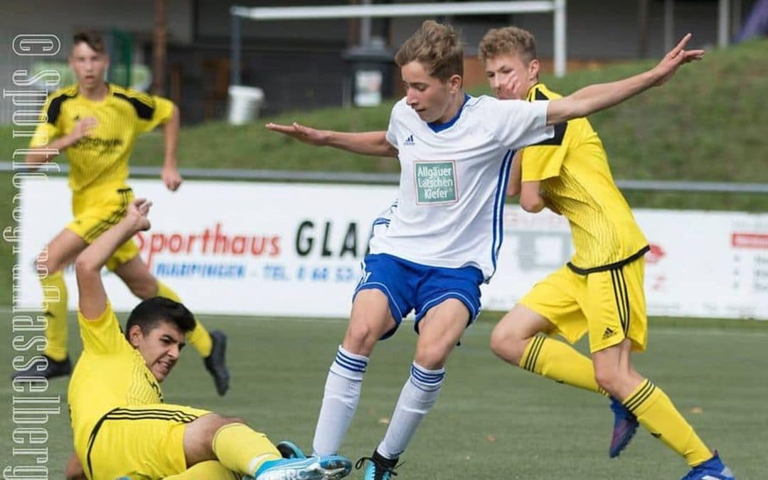 U17 sammelt Big Points in Altenwald