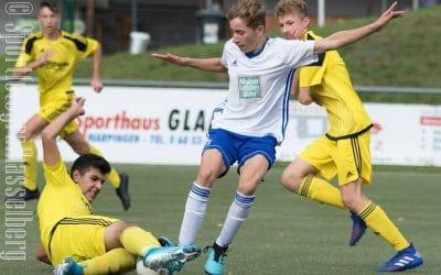 U17 sammelt Big Points in Altenwald