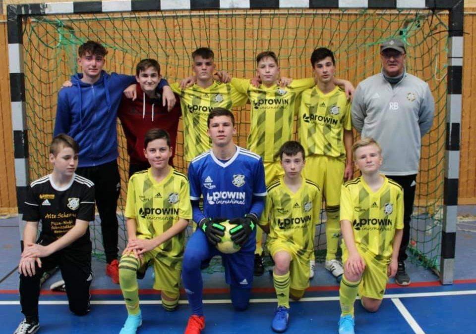 U15 sichert Teilnahme an Kreismeisterschaft