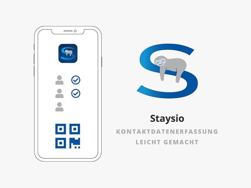 App zur Kontaktdatenerfassung