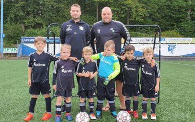 G-Jugend Spieltag in Wemmetsweiler