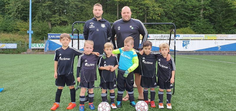 2 & 3 Spieltag G-Jugend