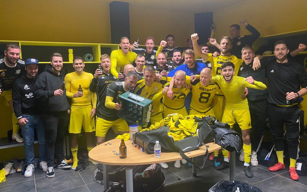 FC Hertha Wiesbach – FC Kutzhof 5:1 (2:0)