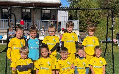 G-Jugend Spieltag 25.09.2021