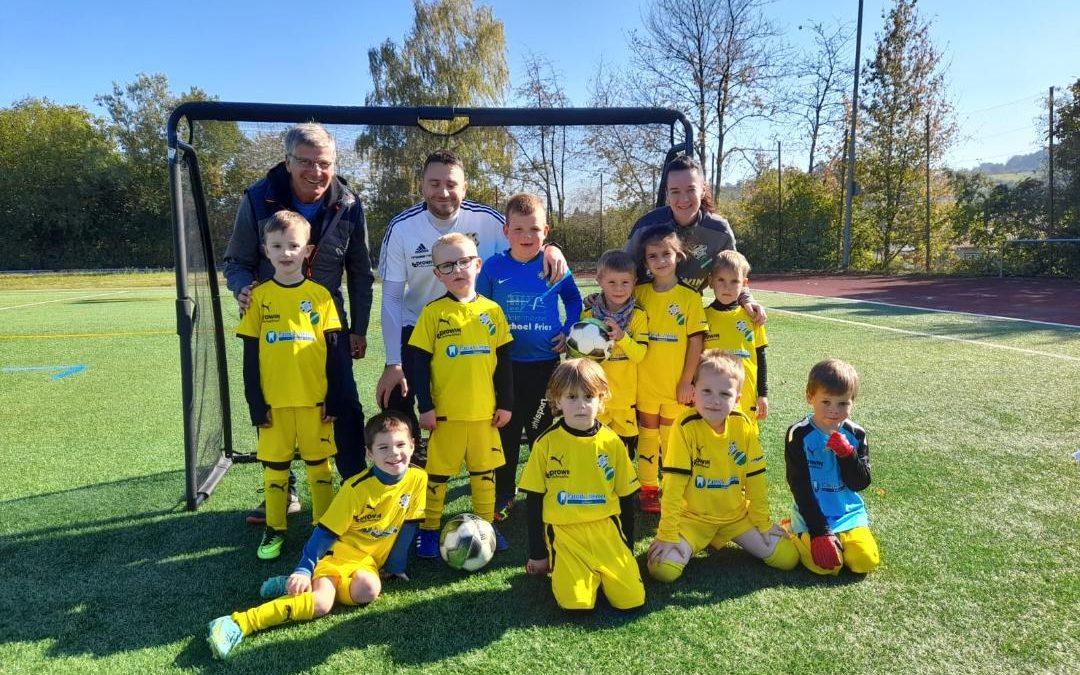 G-Jugend Spieltag 09.10.2021